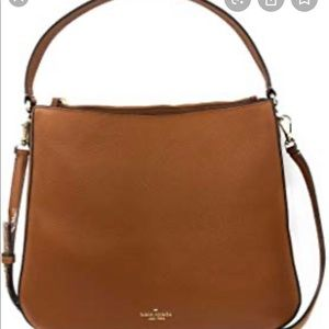 Kate Spade triple shoulder compartment bag